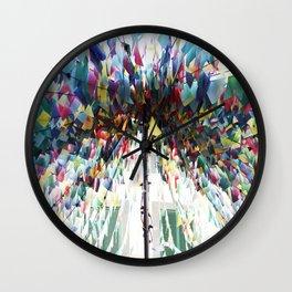 Portugal, Madeira Festival Wall Clock