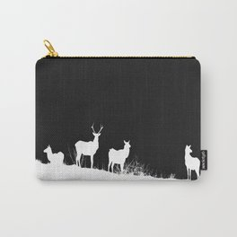 White Hart in the night Carry-All Pouch
