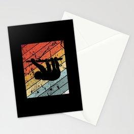 Retro Sloth Animal Gift Stationery Cards