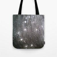 sparkles Tote Bags featuring Sparkles by Jacqueline Obispo
