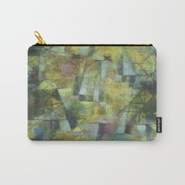 Paul Klee God of the Northern Forest Carry-All Pouch