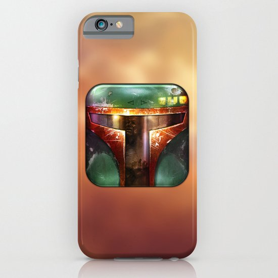 Boba Fett iPhone & iPod Case