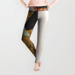 Egon Schiele Moa Leggings
