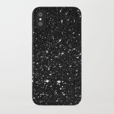 Snowflakes In the Night Slim Case iPhone X