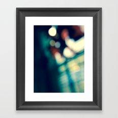 Transmit 1a Framed Art Print