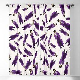 Purple Dove 1 Blackout Curtain