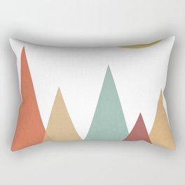 Abstract and geometric art 03 Rectangular Pillow