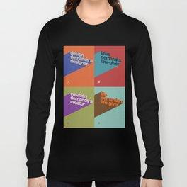 The 4 Demands Long Sleeve T-shirt