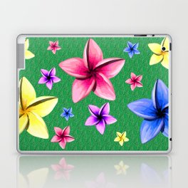 Flower Crazy Laptop & iPad Skin