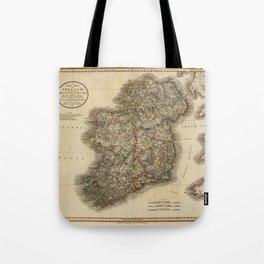 Map of Ireland 1799 Tote Bag