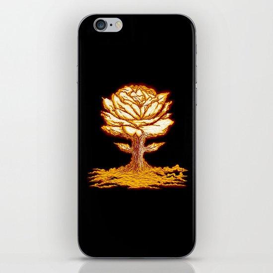 Atomic Bloom iPhone & iPod Skin