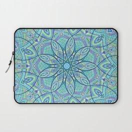 Heart of the Forest - Mandala Design Laptop Sleeve