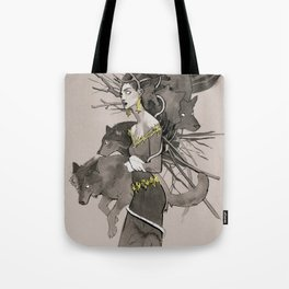 Forest call Tote Bag