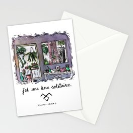 Twin Peaks / Harold Smith Stationery Cards
