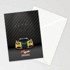 1995 McLaren F1 GTR Le Mans - Harrods Livery Stationery Cards