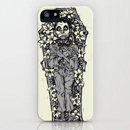 Le Mort Vivant iPhone Case