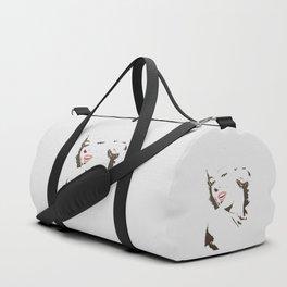 It's Marilyn Duffle Bag
