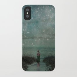 Stars in the Night Sky iPhone Case