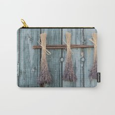 Lavender - Summer Provence purple Flower Flowers my love #Society6 Carry-All Pouch
