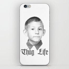 Thug life Dewey iPhone Skin