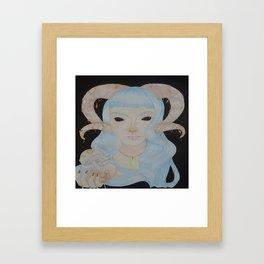 Psilocybe Framed Art Print