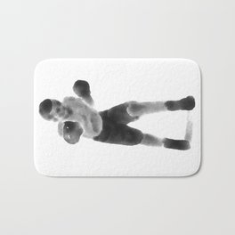 The Boxer Bath Mat