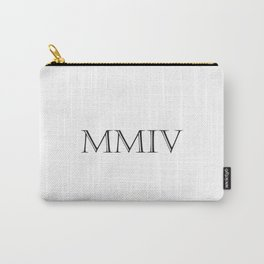 Roman Numerals - 2004 Carry-All Pouch