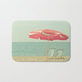 Deserted Beach Bath Mat