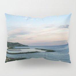 Cool Seaside Sunset Pillow Sham