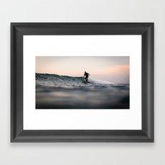 Jeffrey Morris - 2 Framed Art Print