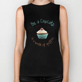 Be a cupcake ! Biker Tank