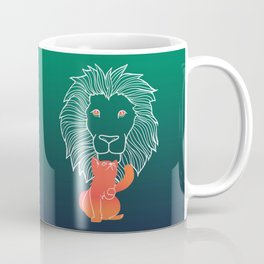 Cat spirit Coffee Mug
