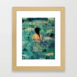 Coventina Framed Art Print