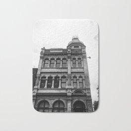 Old Wellington Building Bath Mat