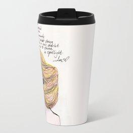In Noir Spotlight Travel Mug