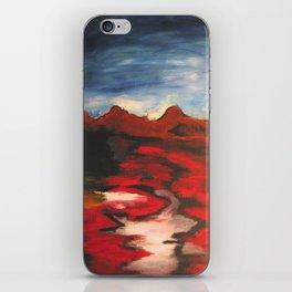 Redland iPhone Skin