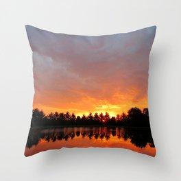 Sunrise - The Dawning Throw Pillow