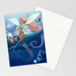 SAILOR MARY SUE Stationery Cards