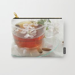 Almond blossom tea freshly cooked Carry-All Pouch