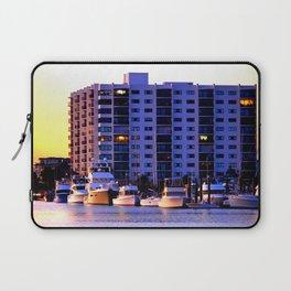 Waterfront Condos Laptop Sleeve