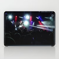 concert iPad Cases featuring CONCERT by Eclectic House Of Art