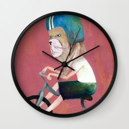 Bunny de la serie Hard Candy Wall Clock