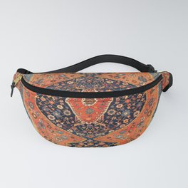 Northwest Persian Antique Carpet Print Fanny Pack