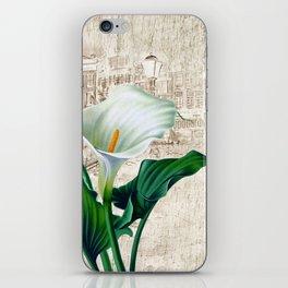 Macro Flower 26 iPhone Skin