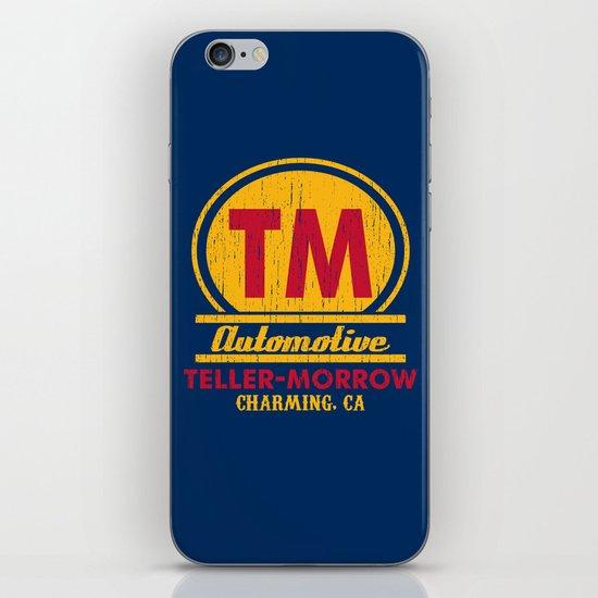 Teller-Morrow iPhone & iPod Skin