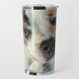 Jess Paint Splash Travel Mug