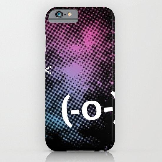 Typospacechase iPhone & iPod Case
