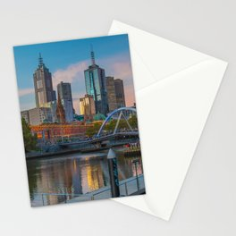 Melbourne City Stationery Cards
