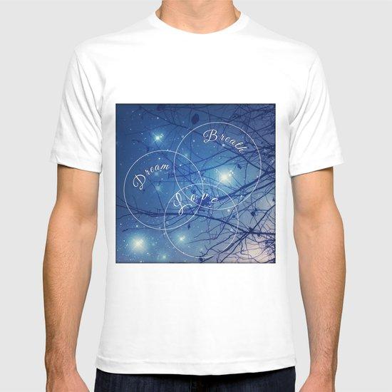 Meditative circles  T-shirt