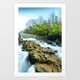 River II Art Print